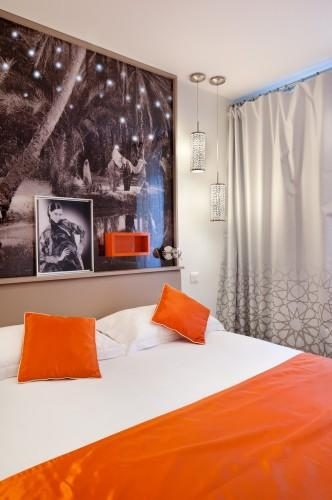 Hotel Mayet – Double Classic Room (courtyard view)